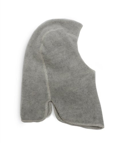 Nelson Hat (Balaclava), Infant Grey Single Layer 3-6 Months