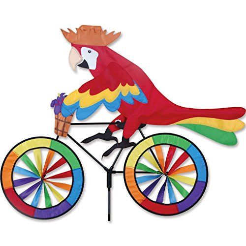 BIKE SPINNER - PARROT 36.5x29in