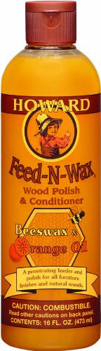 Feed-N-Wax 16-Ounce