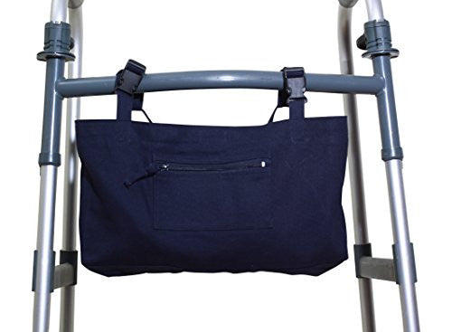 Wheelchair/Walker/Scooter Bag - Navy