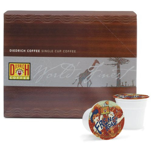 Diedrich Coffee® French Roast Coffee K-Cup® Packs