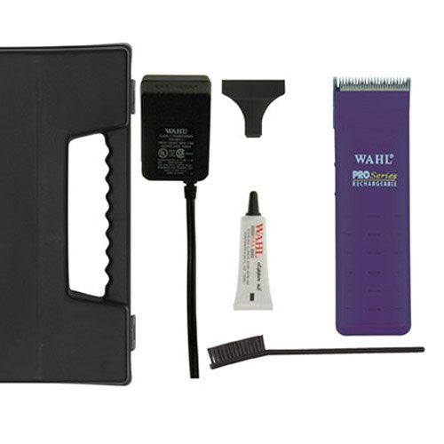 Wahl Clipper Pro Series Rechargeable Clipper Kit - Purple