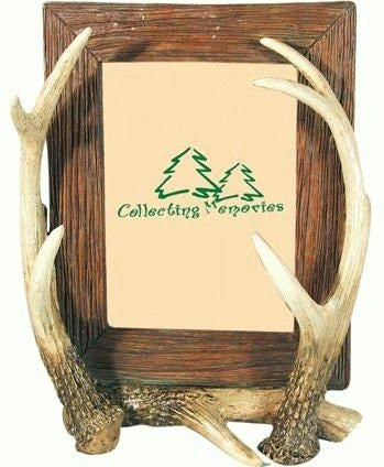 "Antler Picture Frame 5"" X 7"""