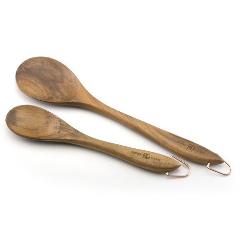 Paula Deen 10 Inch and 13 Inch Spoon Sets (Color: Solid)