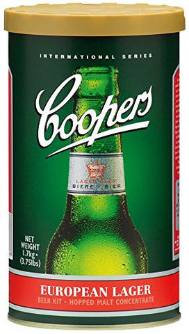 *While Supplies Last* Coopers European Lager Kit, 3.75 lb - Can