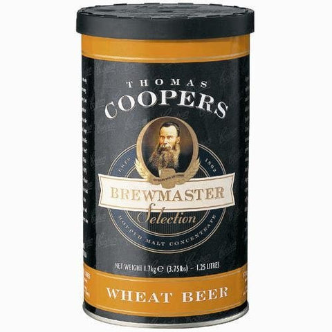 *While Supplies Last* Thomas Coopers, 3.75 lb, Wheat Beer - can