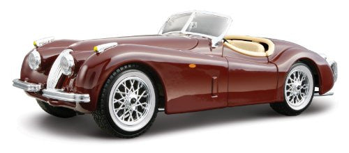 1:24 Jaguar XK 120 Roadster 1951 (Red)
