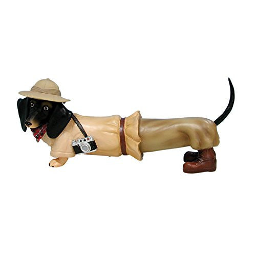 Safari Weiner Figurine