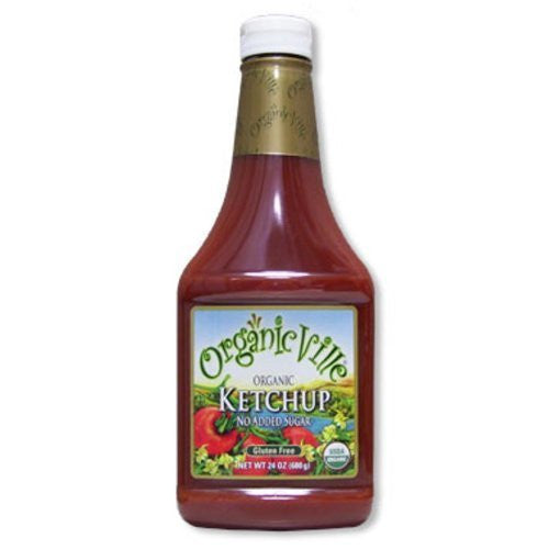 Ketchup, No Sugar Added - 24oz