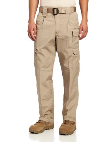 Men's Tactical Pant (Canvas) Size 44x34 (Khaki)