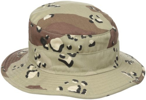 Boonie (60/40 Cotton/Poly Ripstop) Size 7 (6 Color Desert)