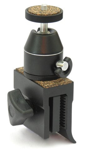 Window clamp base mount for binoculars, cameras
