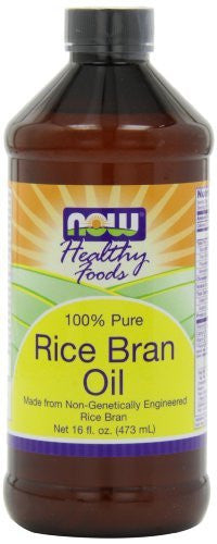 Rice Bran Oil - 16 fl oz
