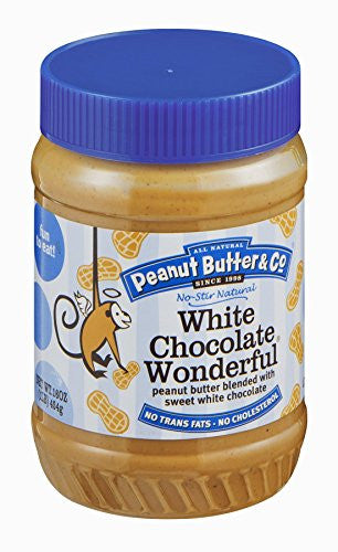 Peanut Butter & Co White Chocolate Wonderful (16Oz )