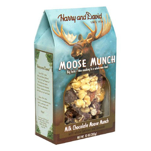 Milk Chocolate Moose Munch 10.0 OZ (Pack of 3)