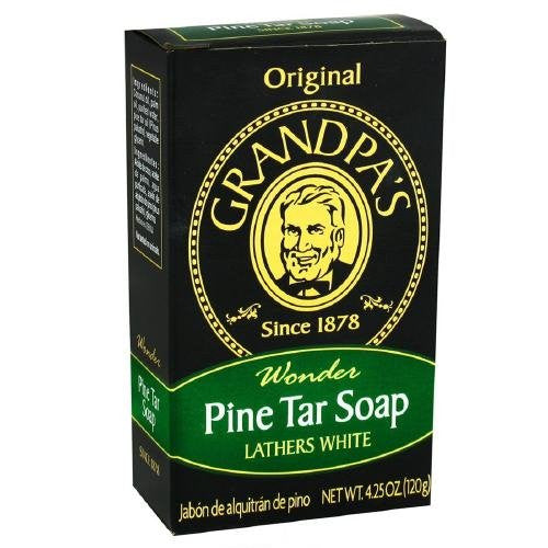 Soap Wonder Pine Tar 4.25 OZ