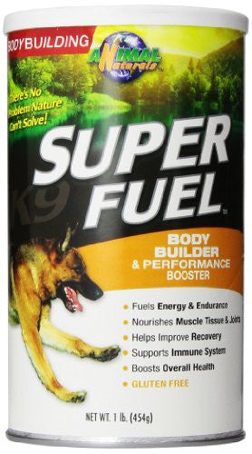 Animal Naturals K9 Superfuel 1 lb