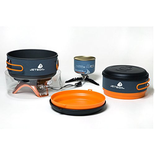 Jetboil Helios Guide Stove (Color: Grey Size: One Size)
