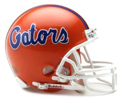 NCAA Florida Gators Replica Mini Football Helmet