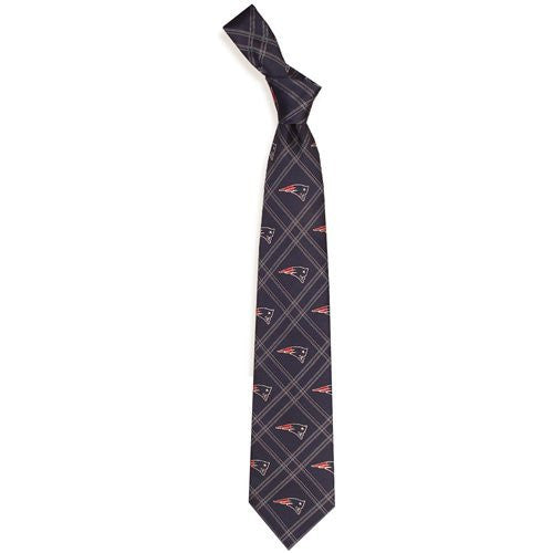 New England Patriots Tie Woven Poly 2