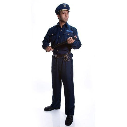 Adult Police Officer Set