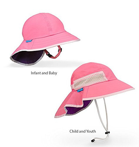 Kids Play Hat, Baby / 6-24 Months, Pink