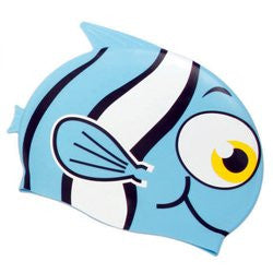 Water Gear Critter Cap (Blue Fish)
