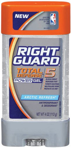 Right Guard Extreme AP Gel Artic - 4oz