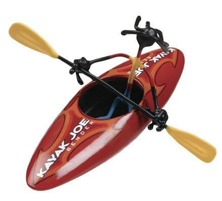 Kayak Joe Bender Red