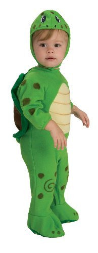 Rubie's Costume EZ-On Romper Costume, Turtle, 6-12 Months