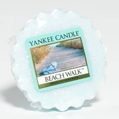 Beach Walk - Box of 24 Wrapped Tarts Wax Potpourri Yankee Candle