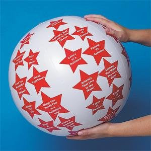 Toss 'n Talk-About Ball, Original, 24-Inch