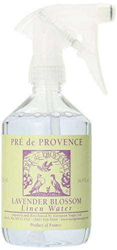 Linen Water with Sprayer - Lavender, 500ml