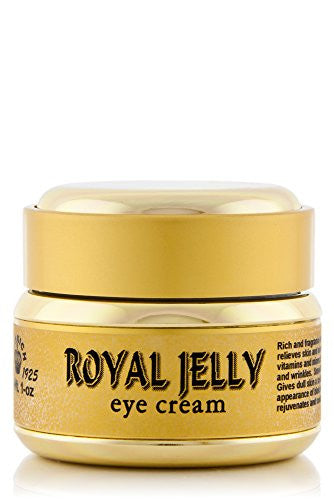 1oz eye cream with royal jelly
