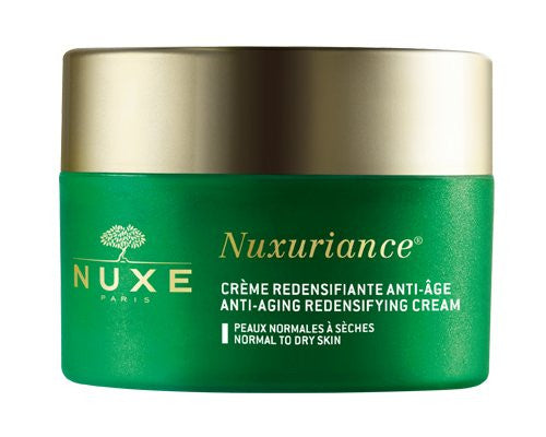 Loss of Density, Loss of Radiance Care - Recommended for Age 55+ - Nuxuriance® (Normal to Dry Skin) Anti-Aging Re-Densifying Cream day / Age 55 + - 50 ml jar