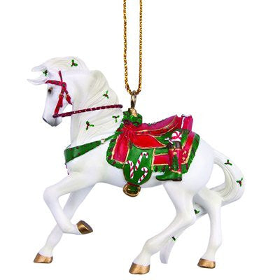 Trail of Painted Ponies - Santa's Stallion - Ornament