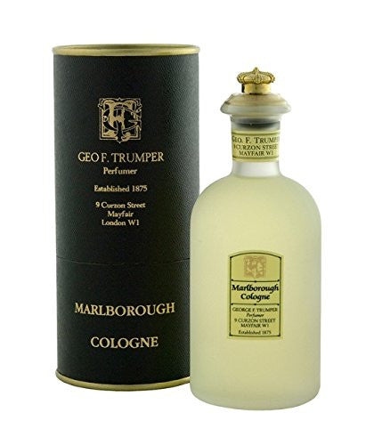 Geo F. Trumper Marlborough Cologne 100ml (glass crown-topped bottle)