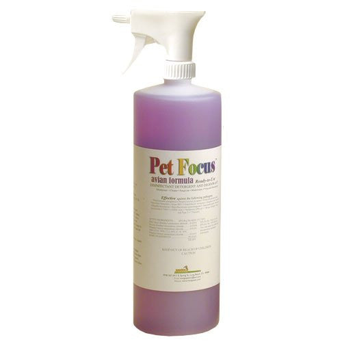 Mango Pet Products Pet Focus Ready-to-Use, 32 oz