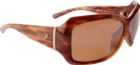 Molly Carmel Wisp Tortoise, Brown TAC-Tical Polarized w. Flash Mirror