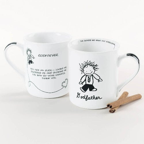 Children Of The Inner Light Godfather Mug