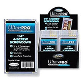 Ultra-Pro 1/4 inch 4-Screw Screwdown (Quantity of 25)