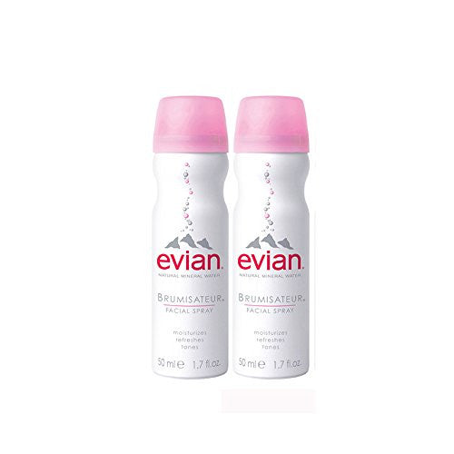 Evian Mineral Water Spray 1.7 oz
