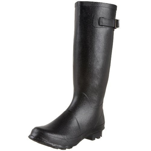 Nomad Women's Hurricane Rain Boot,Black,7 M US