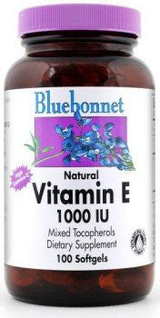 VITAMIN E-1000 IU MIXED 50 Softgels