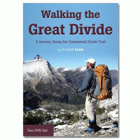 WALKING THE GREAT DIVIDE 2 DVD