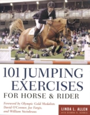 101 Jumping Exercises for Horse and  Rider (Spiralbound)