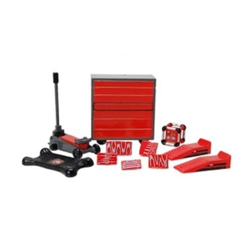 Phoenix - Hobby Gear Backyard Mechanic Set (1:24 Scale)