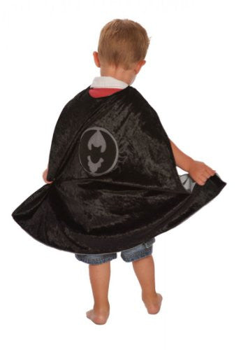 "Bat Cape (One size, ages 3-8, 24"")"