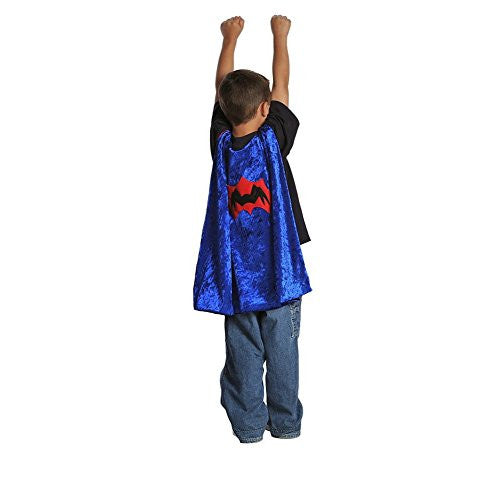 Spider Cape (One size - ages 3-8, 24""