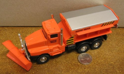"Snow Plow Truck (5.75"" diecast model car, Asstd.)"